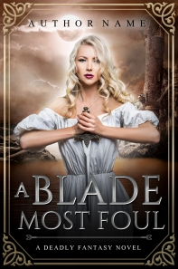 A Blade Most Foul_premade cover