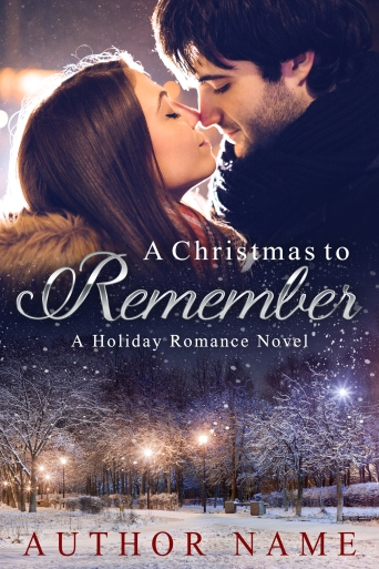 A Christmas to Remember_premade cover