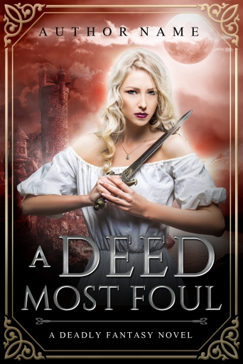 A Deed Most Foul_premade cover