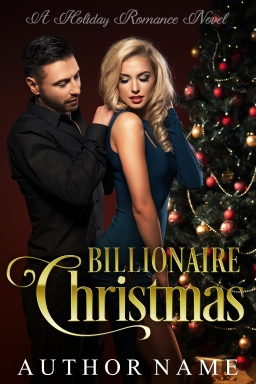 Billionaire Christmas_premade cover
