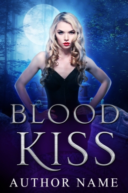 Blood Kiss_premade cover