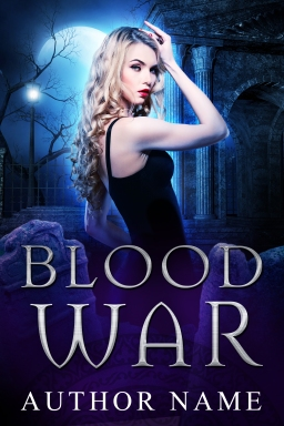 Blood War_premade cover