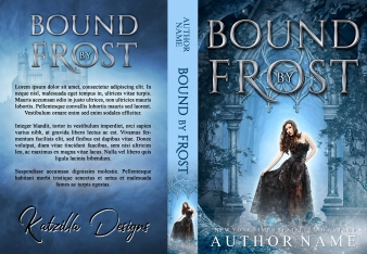 Bound by Frost_paperback_premade cover