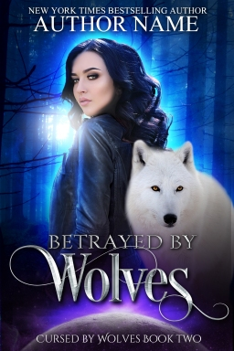 Cursed by Wolves book 2_premade cover remake