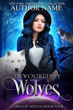 Cursed by wolves book 4_premade cover remake