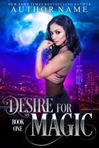 Desire for Magic_book one_premade cover