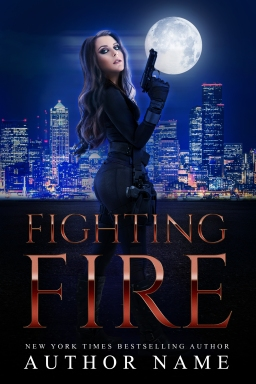 Fighting Fire_premade cover