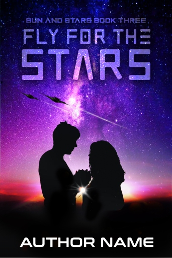 Fly for the stars_premade cover