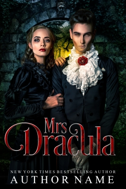Mrs Dracula_premade cover