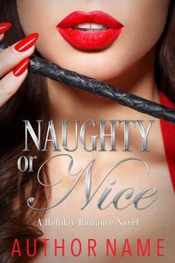Naughty and Nice_premade cover