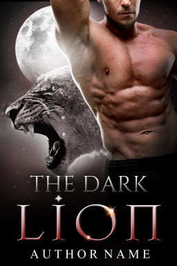 The Dark Lion_premade cover
