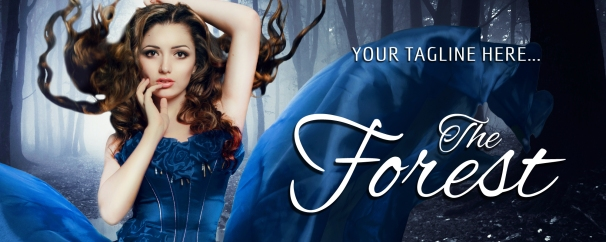 THE FOREST Facebook Banner.