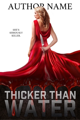 Thicker than Water_premade cover