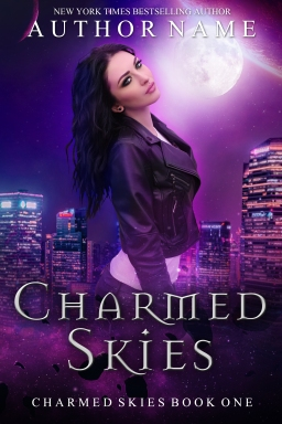 Under Charmed Skies_premade cover