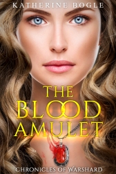The Blood Amulet_Cover Remake