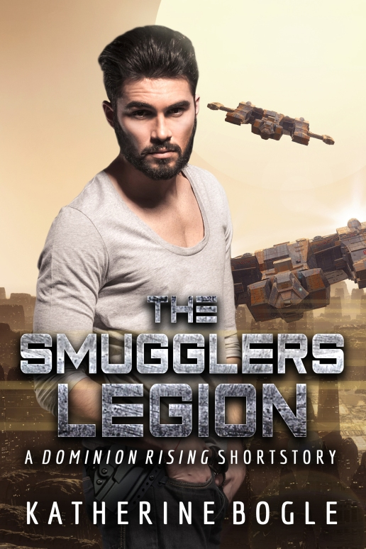 The Smugglers Legion_cover only_remake