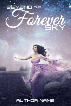 THE FOREVER SKY the cover.