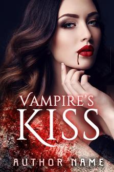 Vampire's Kiss_premade cover