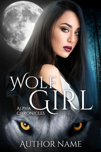 Wolf Girl_premade cover