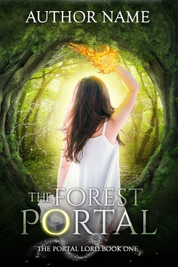 The Forest Portal_premade cover