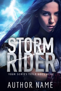 Storm Rider_premade cover