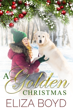 A Golden Christmas_cover