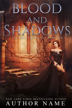 Blood and Shadows_premade cover