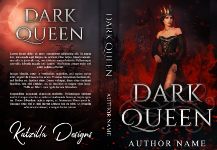 Dark Queen_premade cover