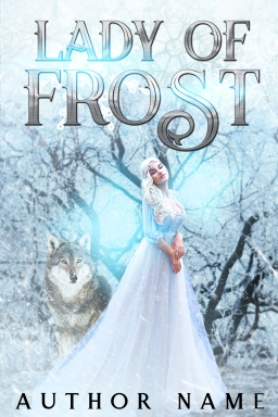 Lady of Frost_premade cover