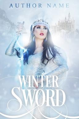 Winter Sword_premade cover
