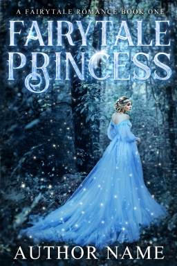 Fairytale Princess_premade cover_edits