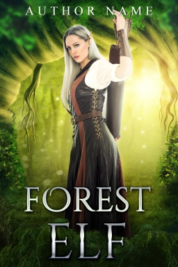 Forest Elf_premade cover