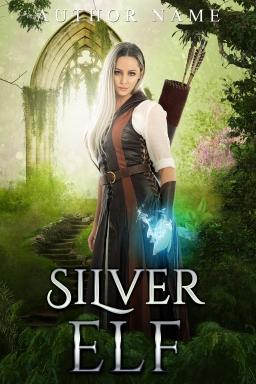 Silver Elf_premade cover
