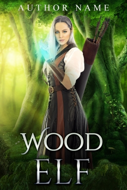 Wood Elf_premade cover