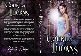 Court of Thorns_Premade Cover