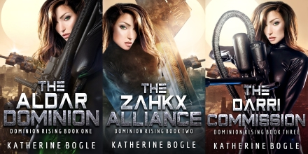 Dominion Rising Covers