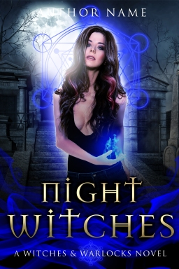 Witch_Premade Cover