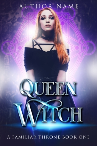 Queen Witch_Premade Cover