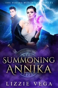 Summoning Annika_Cover_Hal3