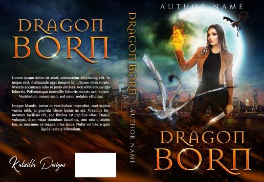 Dragon Born_Premade Cover