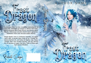 Frost Dragon_Premade Cover