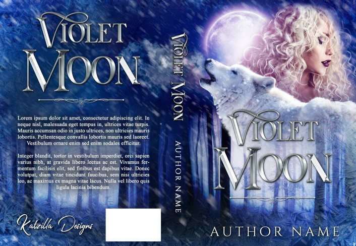 Violet Moon_Premade Cover