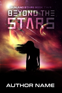 Beyond the stars book 1_premade cover