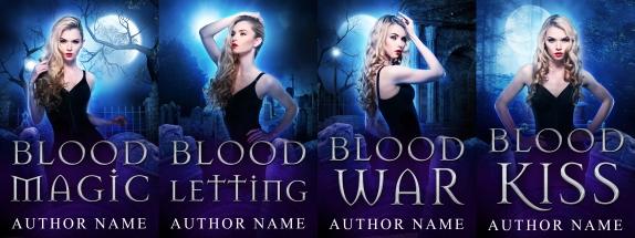 Blood Magic_premade series