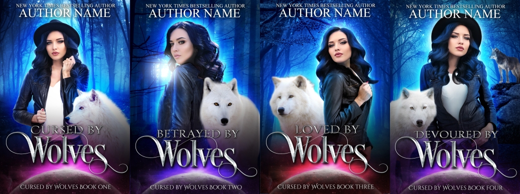 Cursed by wolves series