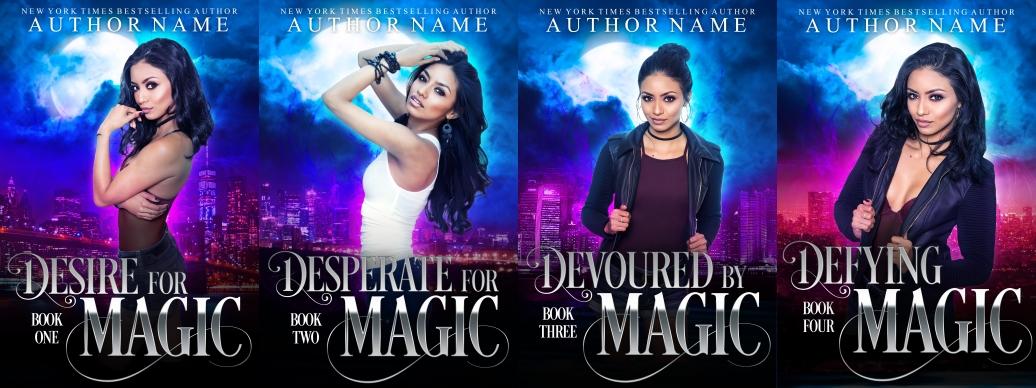 Desire for Magic Series