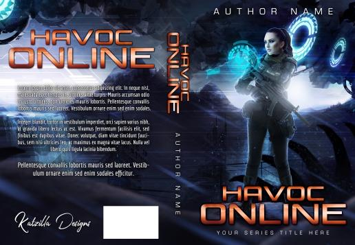 Havoc Online_Premade Cover