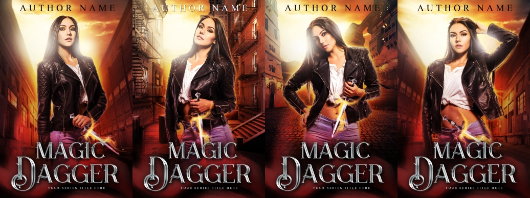 Magic Dagger_series