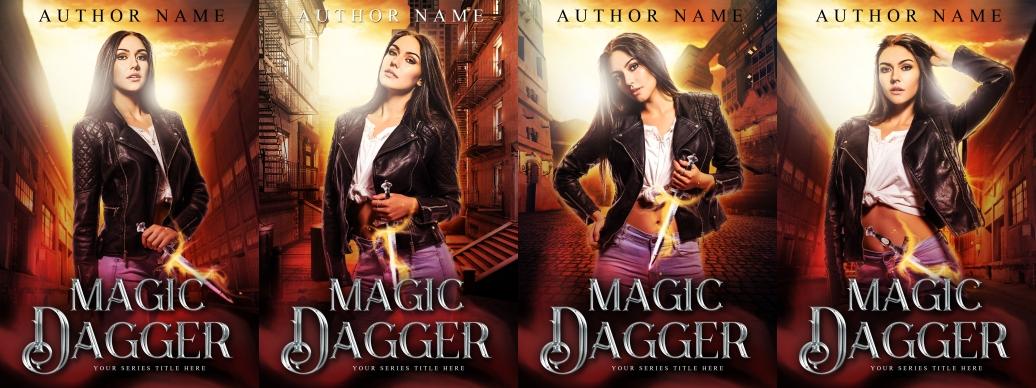 Magic Dagger_series