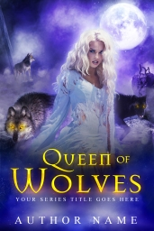 Queen of Wolves_premade cover